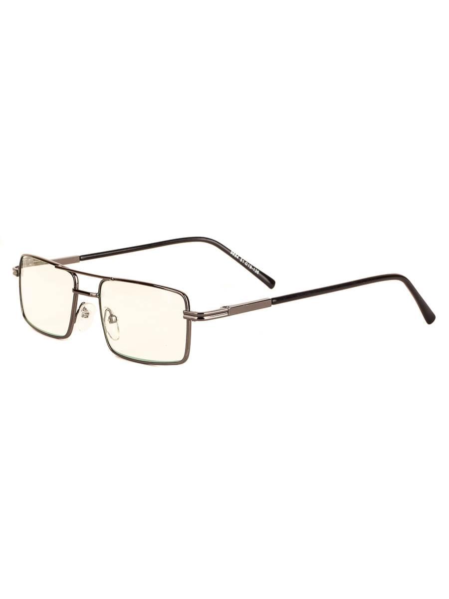 Готовые очки Восток 9884 Серые Фотохромные стеклянные