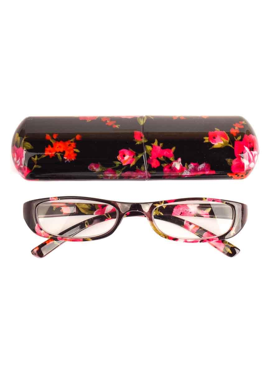 Готовые очки Восток 9901 Бордовые