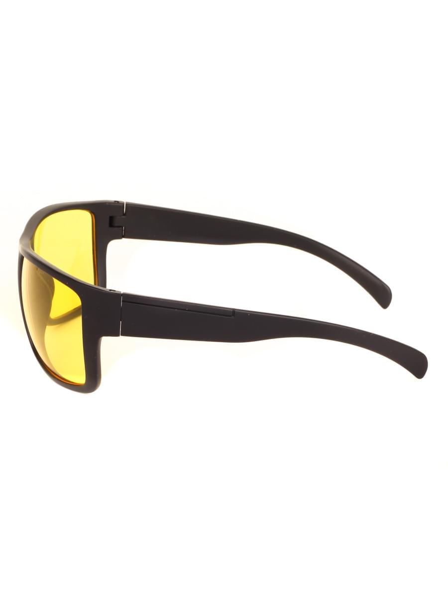 Очки для водителей антифары BOSHI 2003 Черные матовые