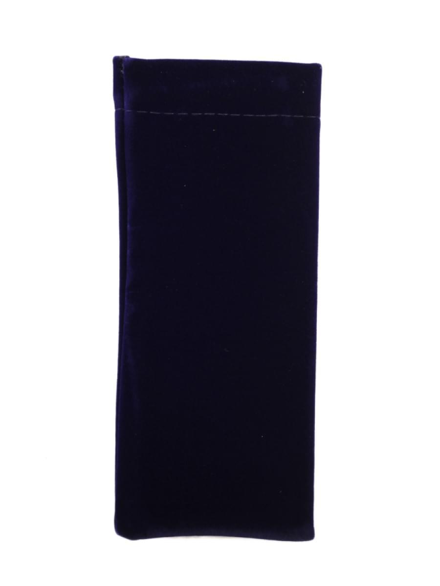 Мешочек для очков TAO 1 Темно-синий узкий