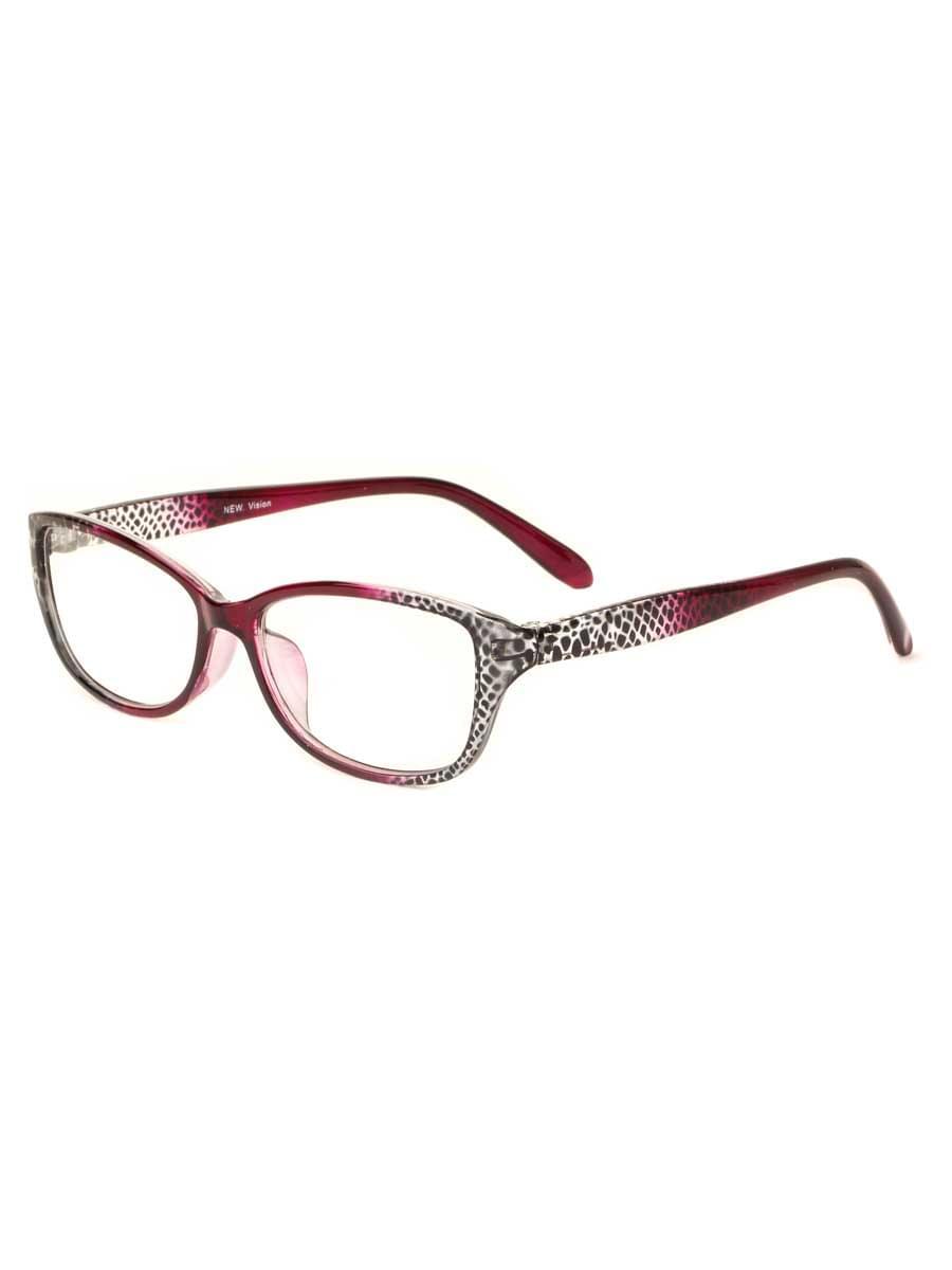 Готовые очки new vision 0644 Фиолетовый (-9.50)