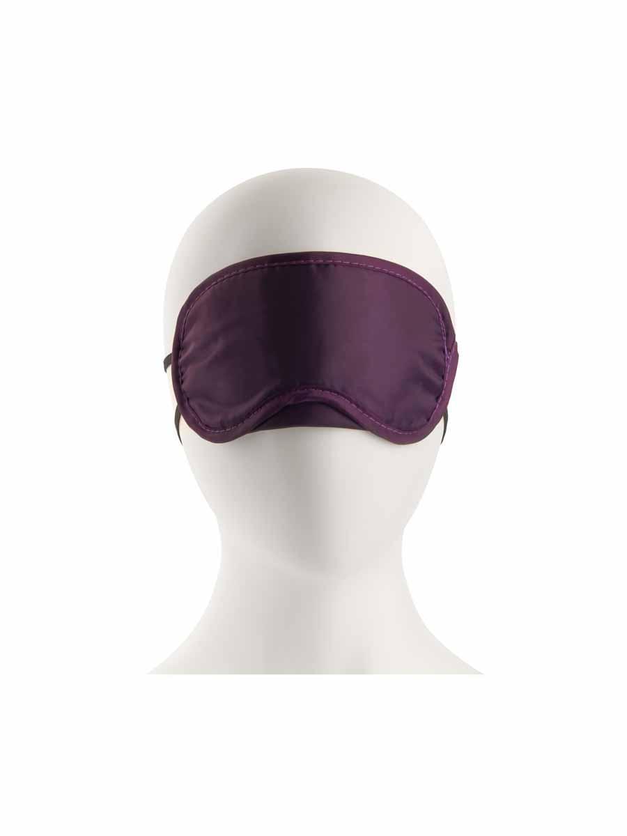 Маски для сна фиолетовая