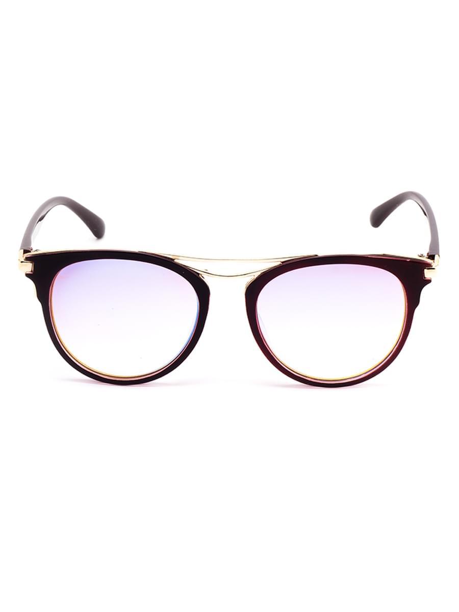 Готовые очки FM 0217 C712 Блики