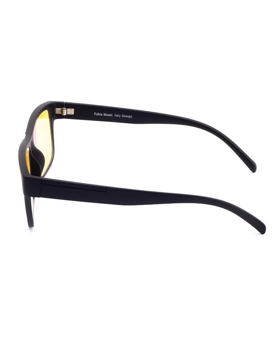 Готовые очки FM 0222 C126 Желтая линза