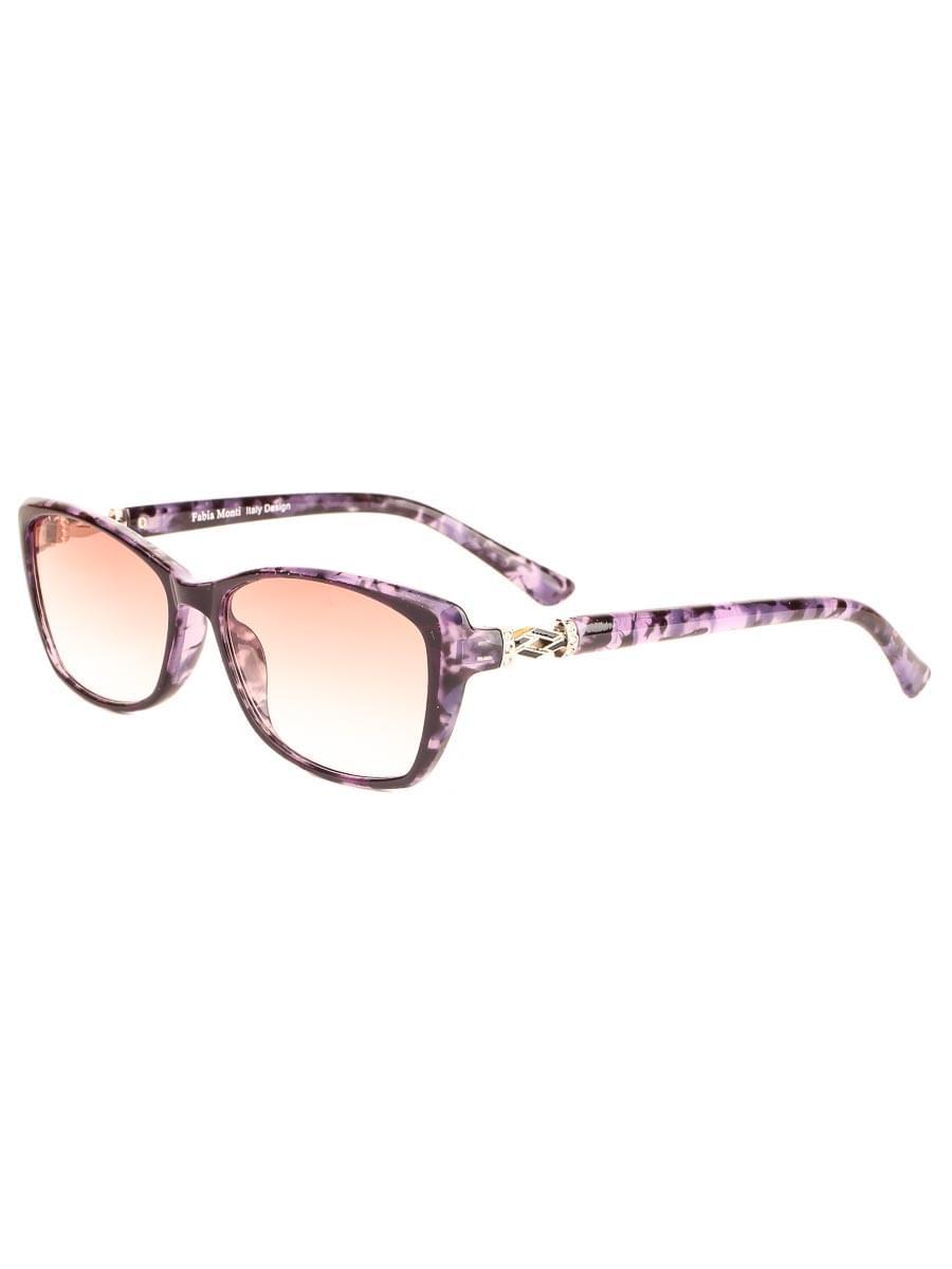 Готовые очки FM 0223 C726 тонированные РЦ 58-60