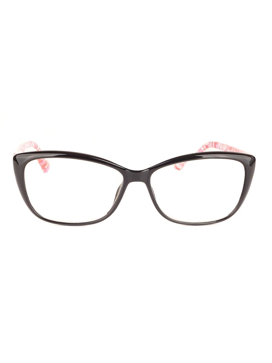 Готовые очки Oscar 2064 Черные Красные (-9.50)
