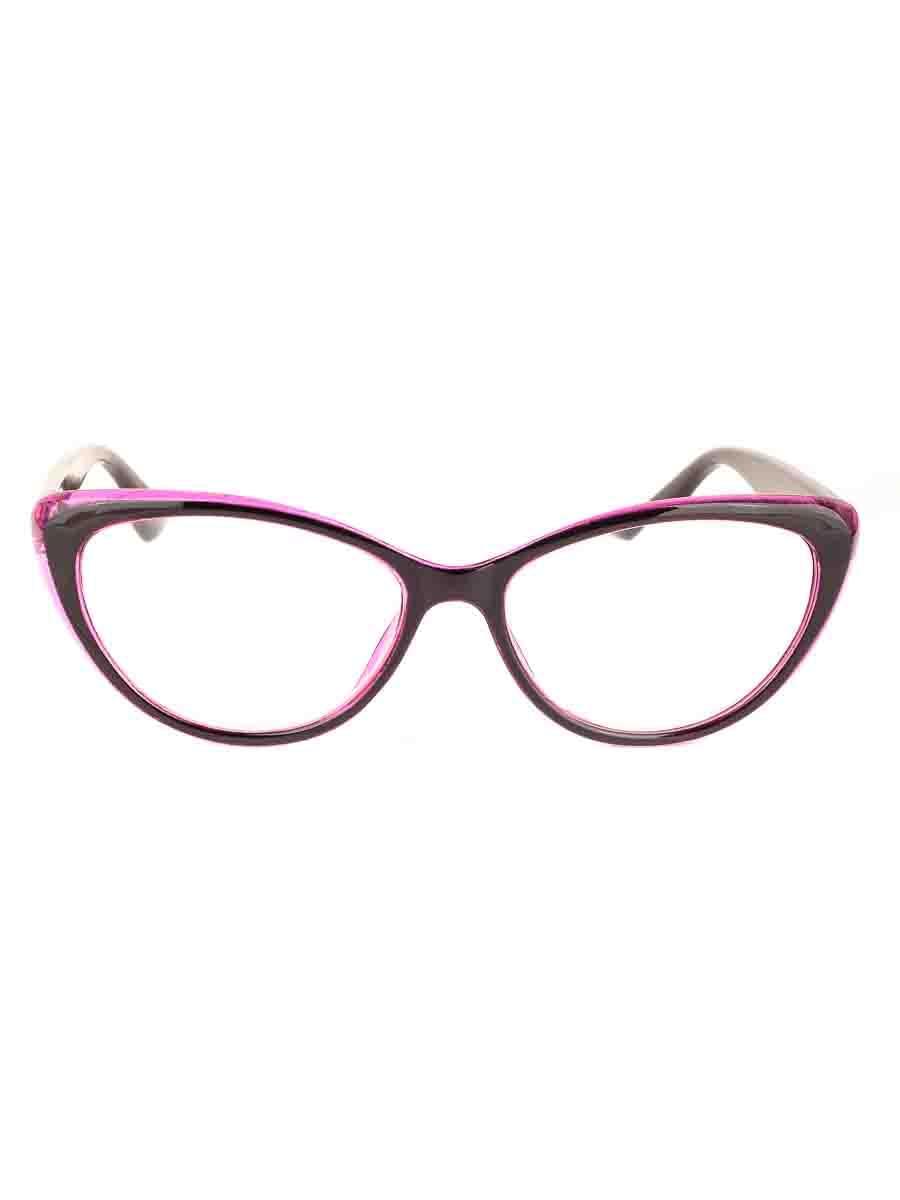 Готовые очки Oscar 8846 Фиолетовый Черные (-9.50)