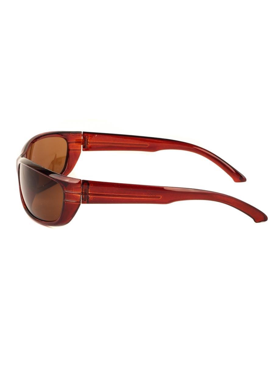 Солнцезащитные очки BOSHI 2001M Коричневые