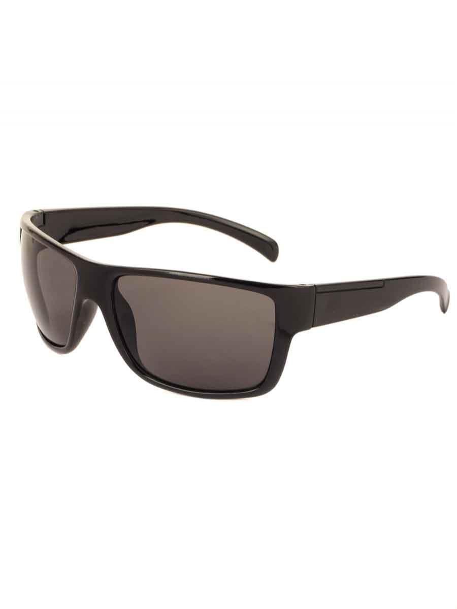 Солнцезащитные очки Kanevin 2003 Черные Глянцевые