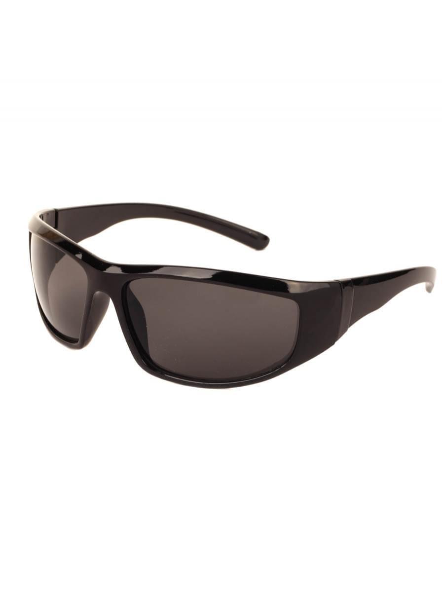 Солнцезащитные очки Kanevin 2004 Черные Глянцевые