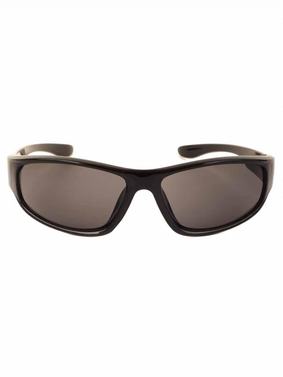Солнцезащитные очки Kanevin 2005 Черные Глянцевые