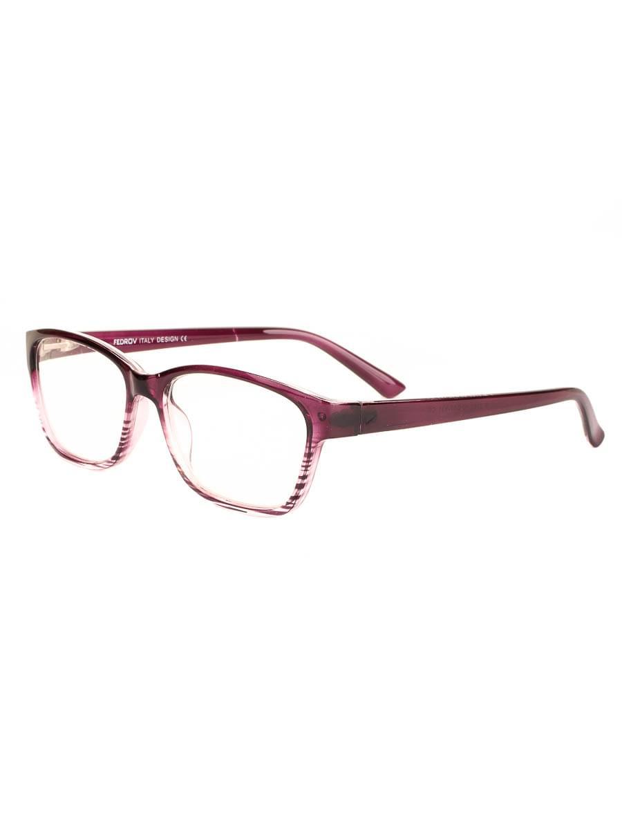 Готовые очки Fedrov 2161 C7 Стеклянные