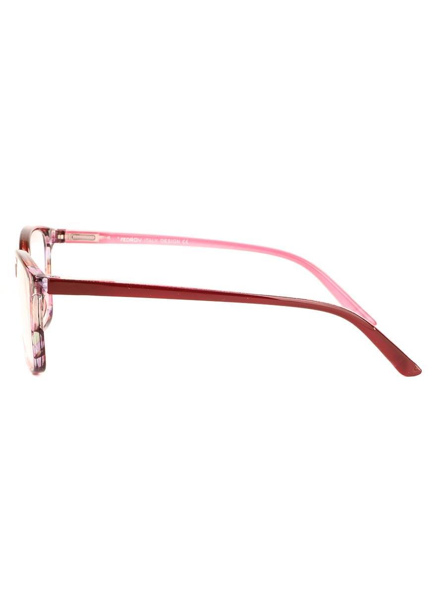Готовые очки Fedrov 2162 C4 Стеклянные