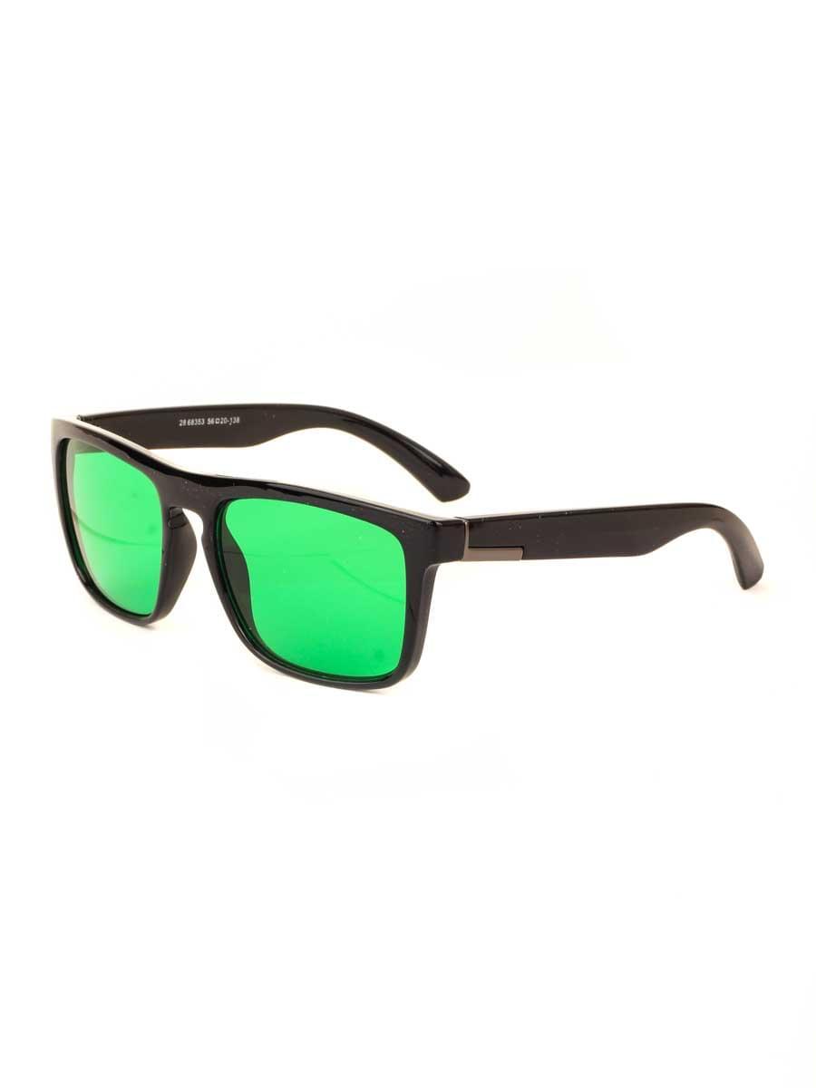 Очки глаукомные TAO 68353 Черные