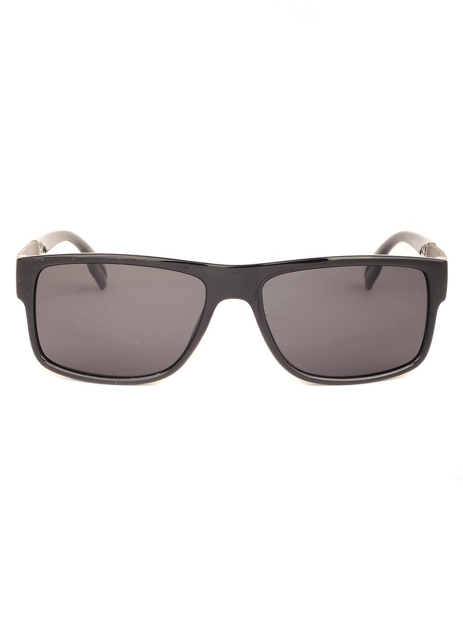 Солнцезащитные очки PolarSolar DS16017 Черные Глянцевые