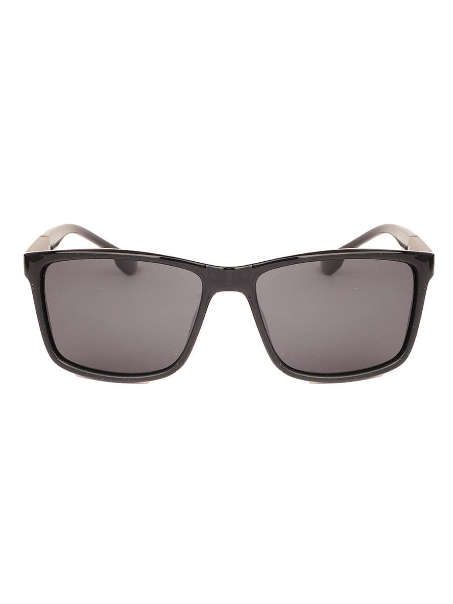 Солнцезащитные очки PolarSolar DS16045 Черные Глянцевые