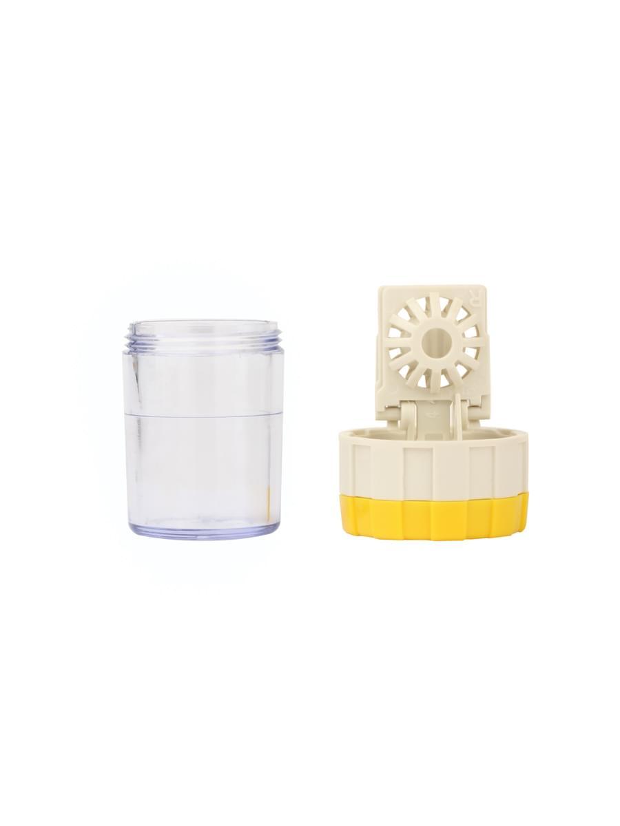 Контейнеры для контактных линз A-872 Желтый