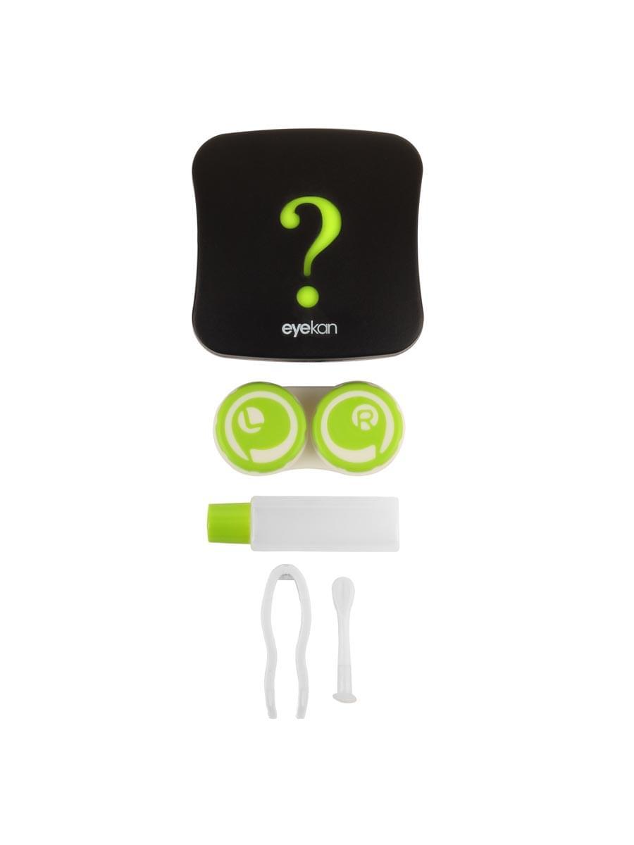 Контейнеры для контактных линз K1505 Зеленый