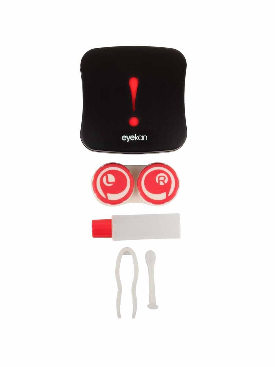 Контейнеры для контактных линз K1505 Красный