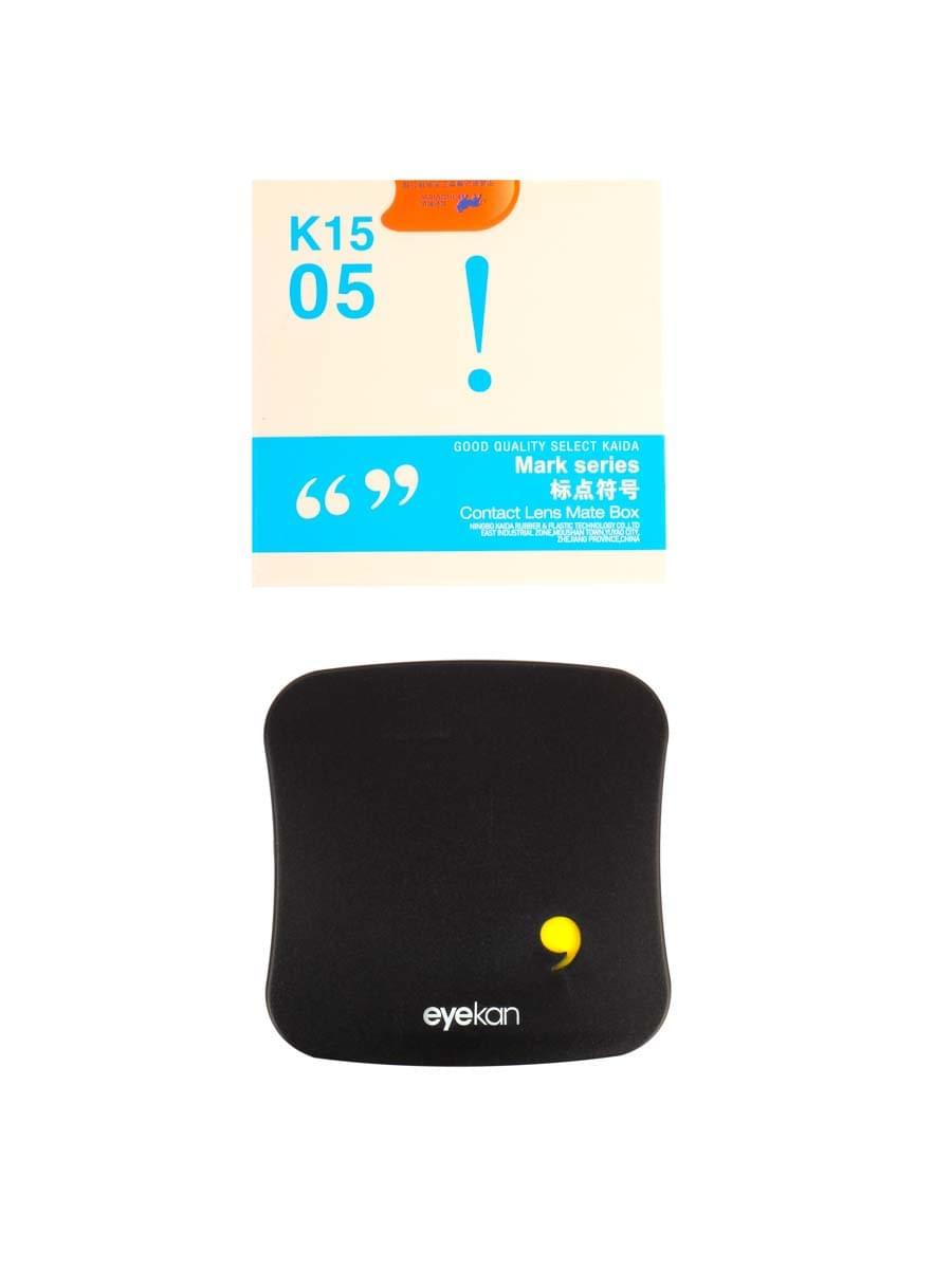 Контейнеры для контактных линз K1505 Желтый