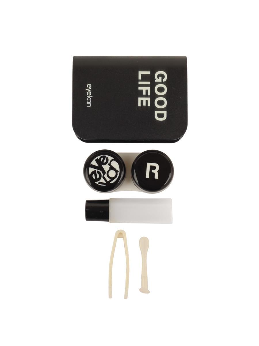 Контейнеры для контактных линз K1702 Черный
