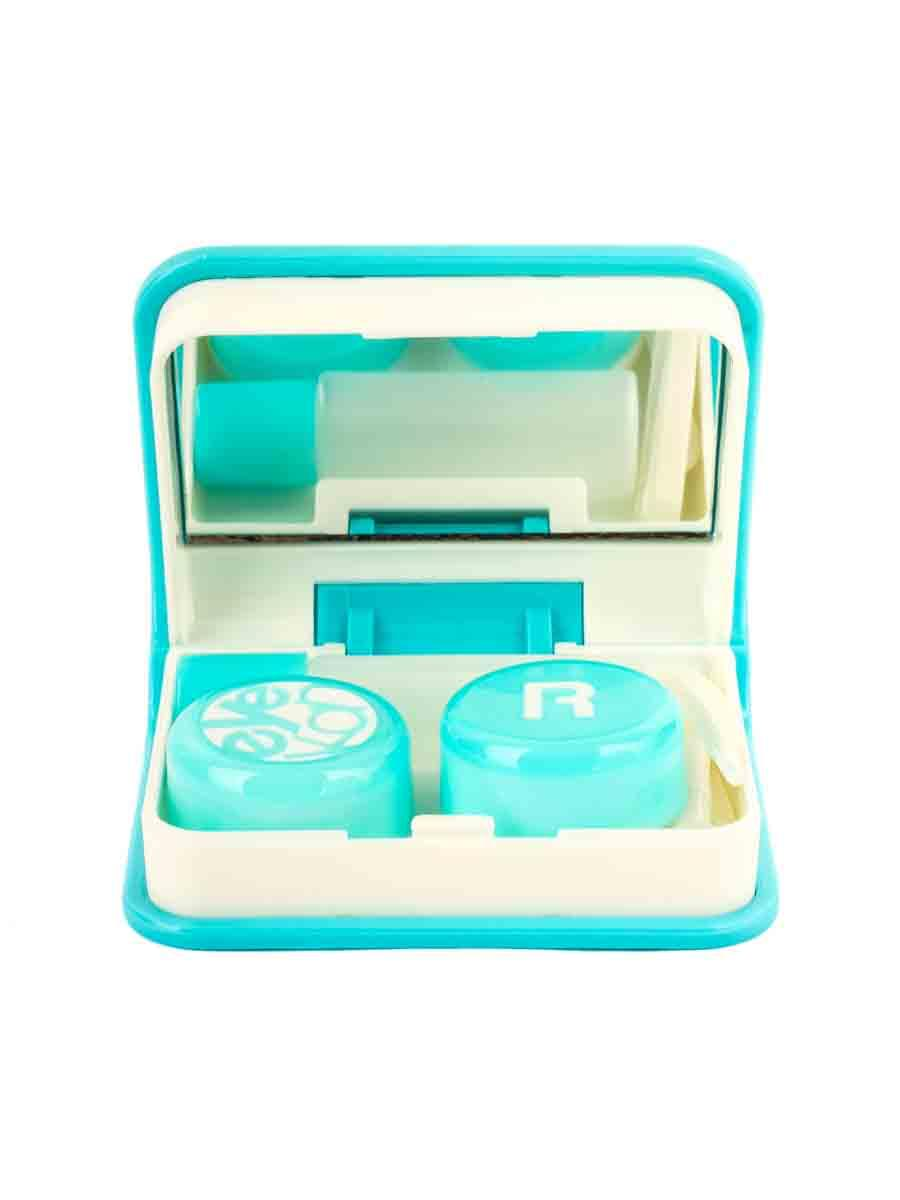 Контейнеры для контактных линз K1702 Голубой