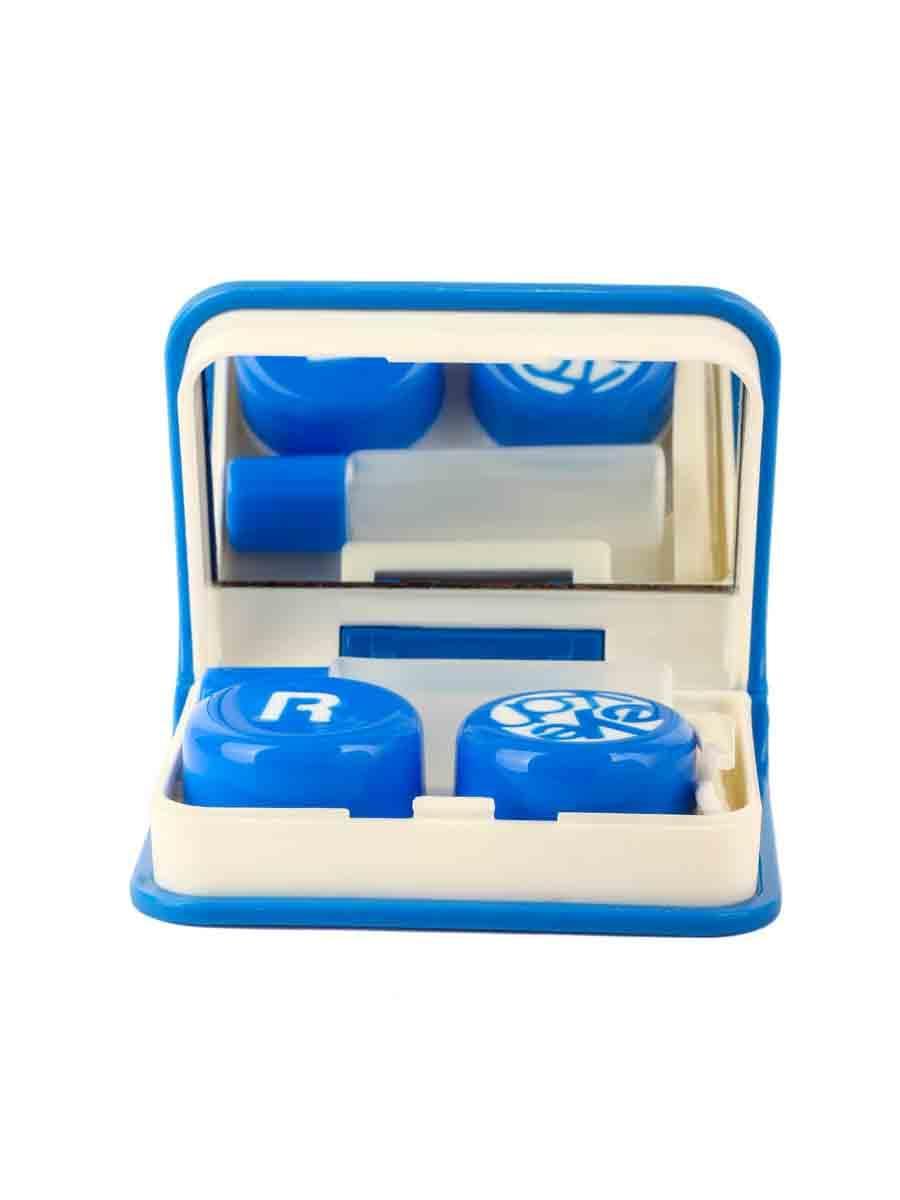 Контейнеры для контактных линз K1702 Синий
