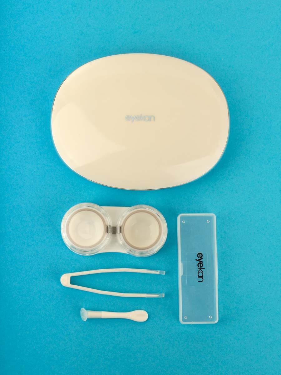 Контейнеры для контактных линз K1902 Белый