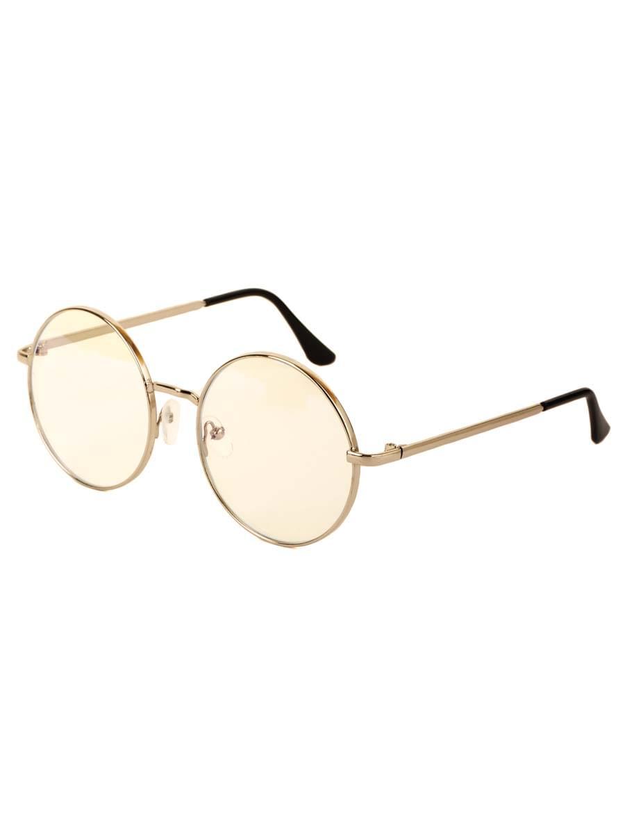 Компьютерные очки 019 Серебристые