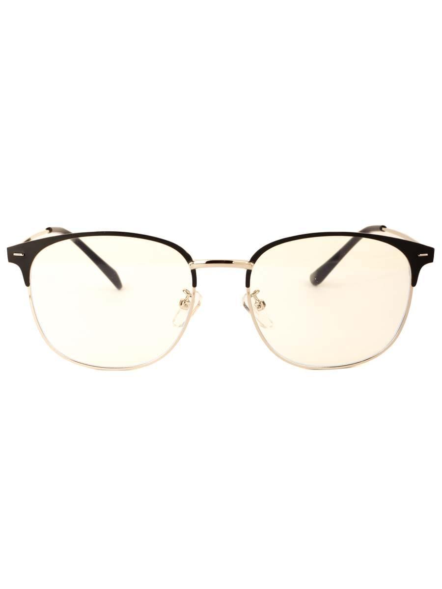 Компьютерные очки 5551 Черные Серебристые