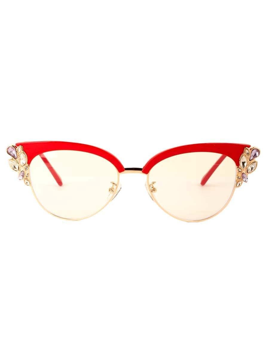 Компьютерные очки 97329 Красные Золотистые