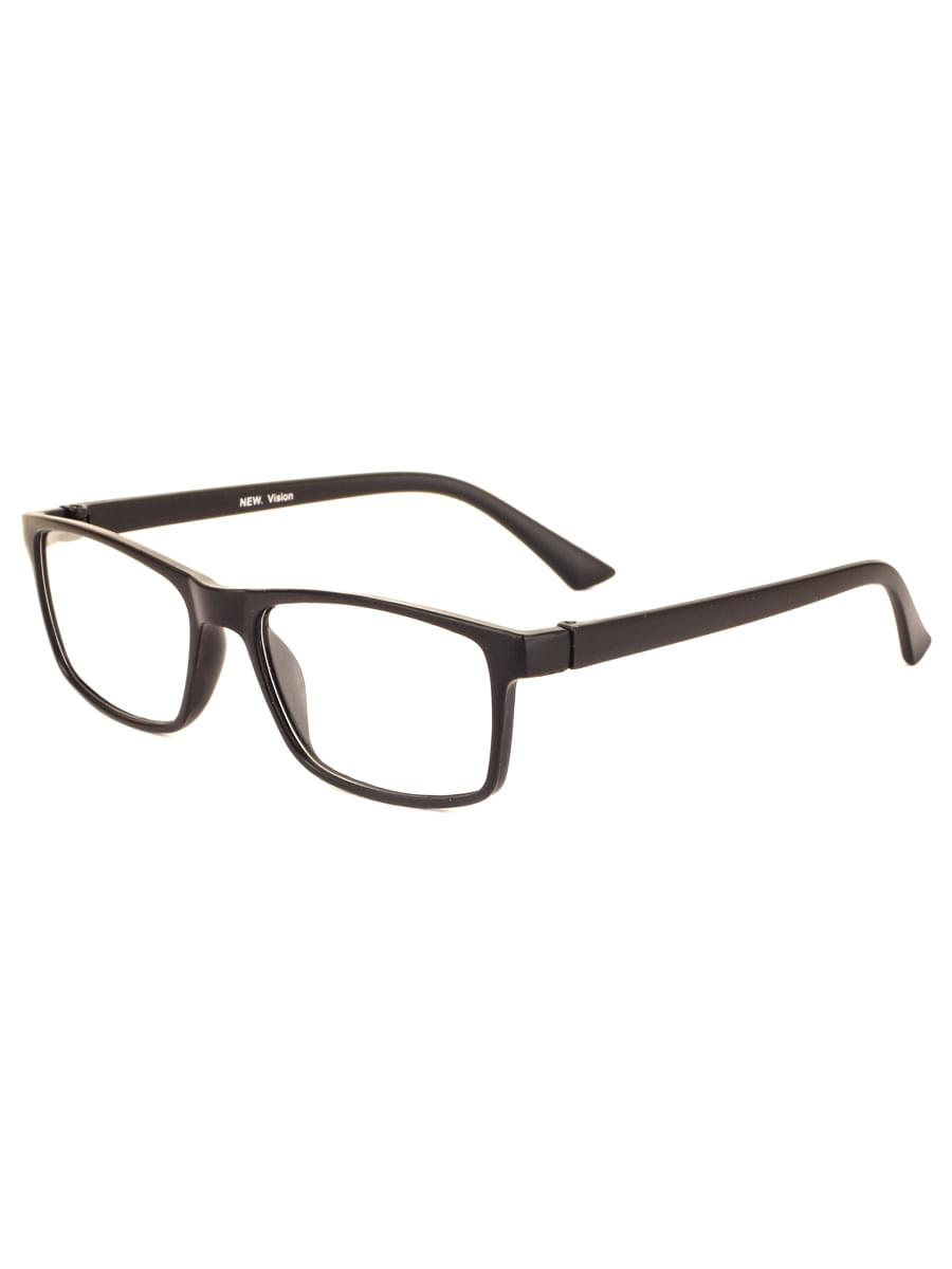 Готовые очки new vision 0602 BLACK-MATTE (-9.50)