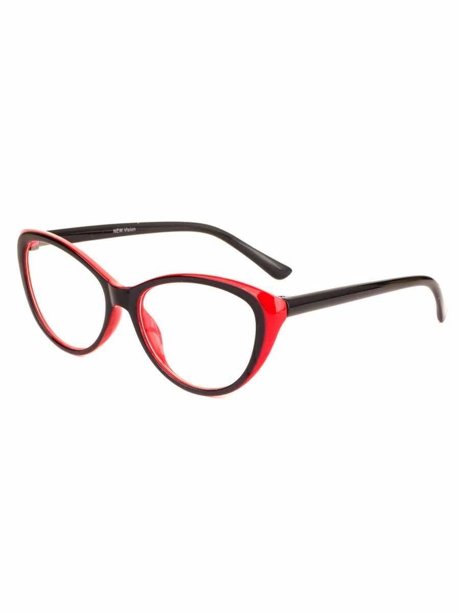 Готовые очки new vision 0613 RED-BLACK (-9.50)