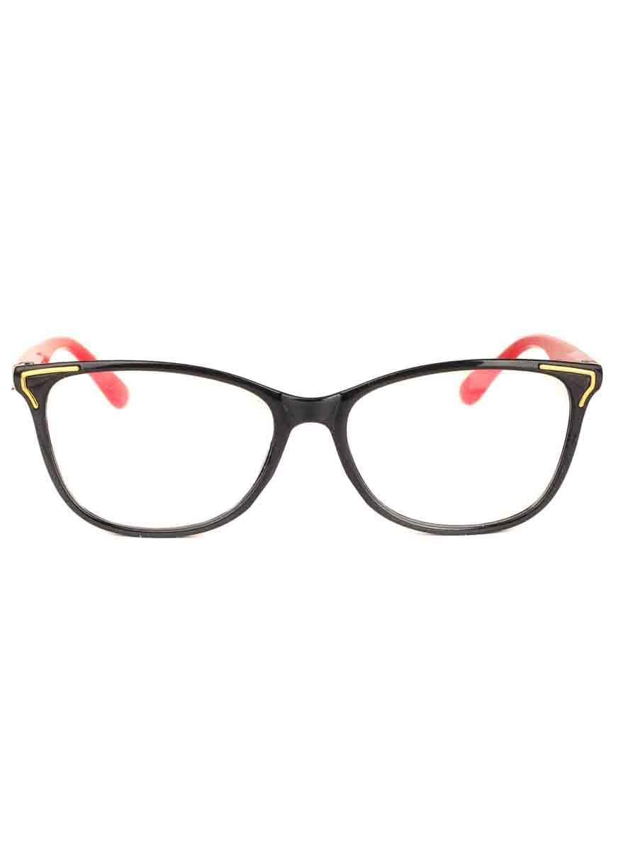 Готовые очки new vision 0648 BLACK-RED (-9.50)