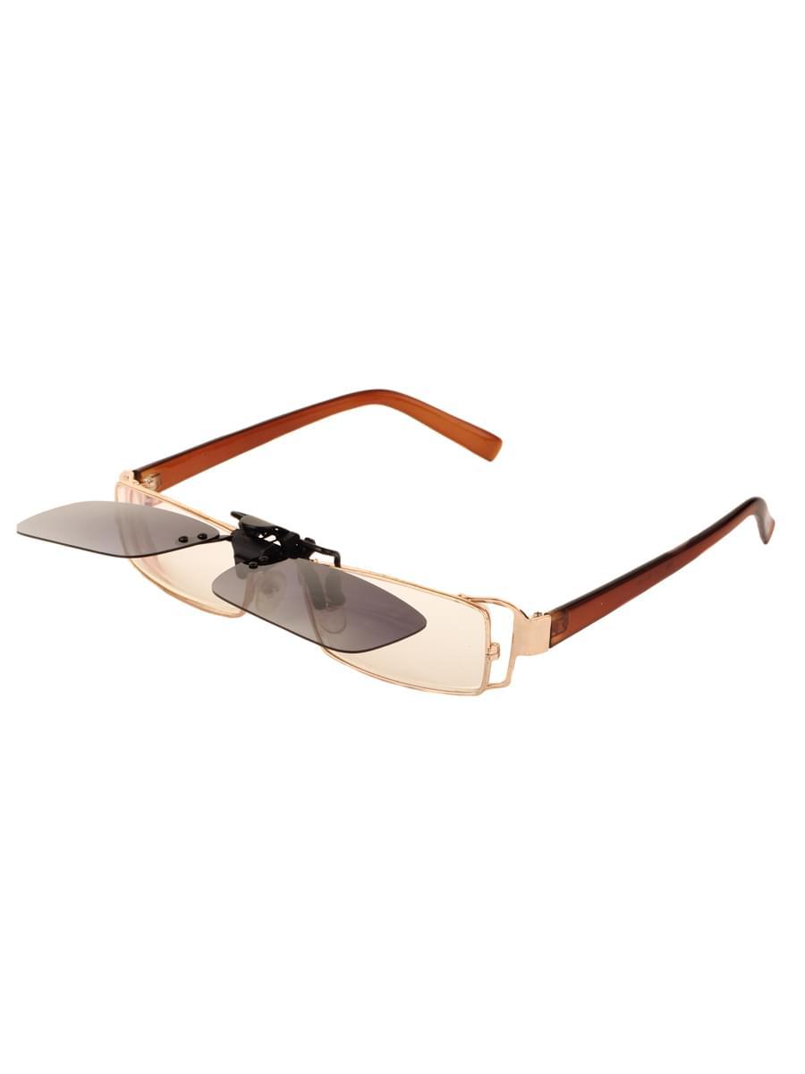 Насадки на очки в упаковке H3.0 Серые