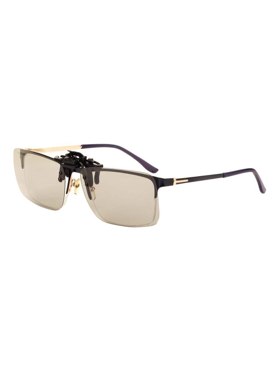 Насадки на очки в упаковке H4.0 Серые фотохромные