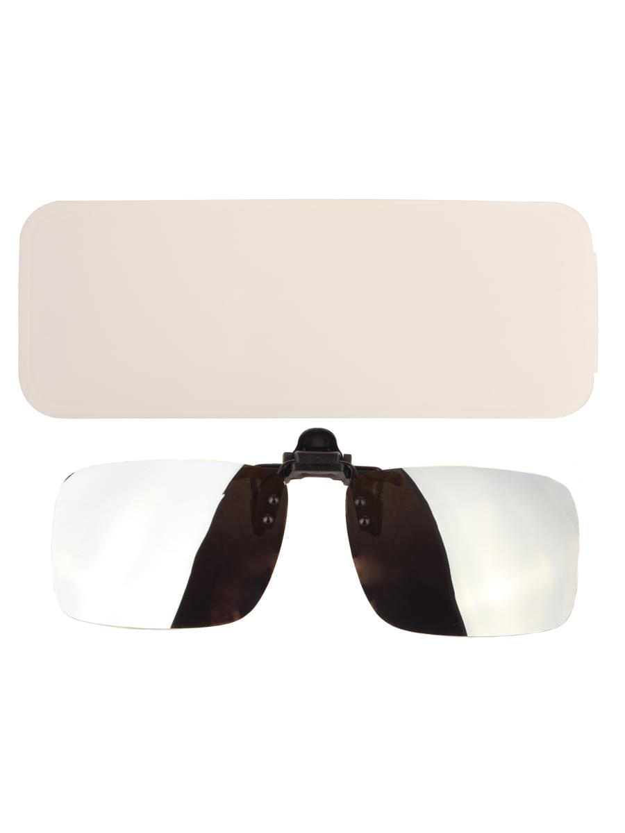 Насадки на очки в упаковке H4.0 зеркальные