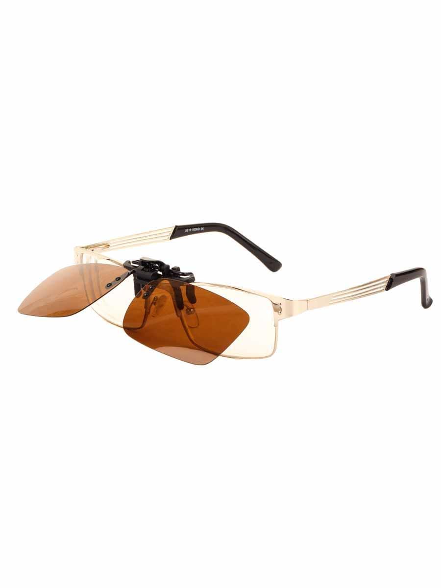 Насадки на очки H4.0 Коричневые