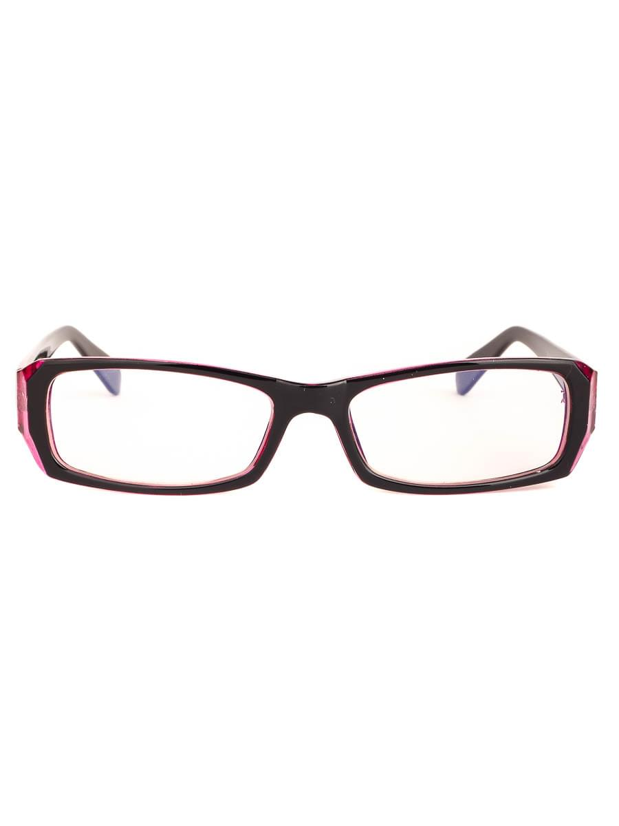 Компьютерные очки 21007 Черные-Фиолетовые