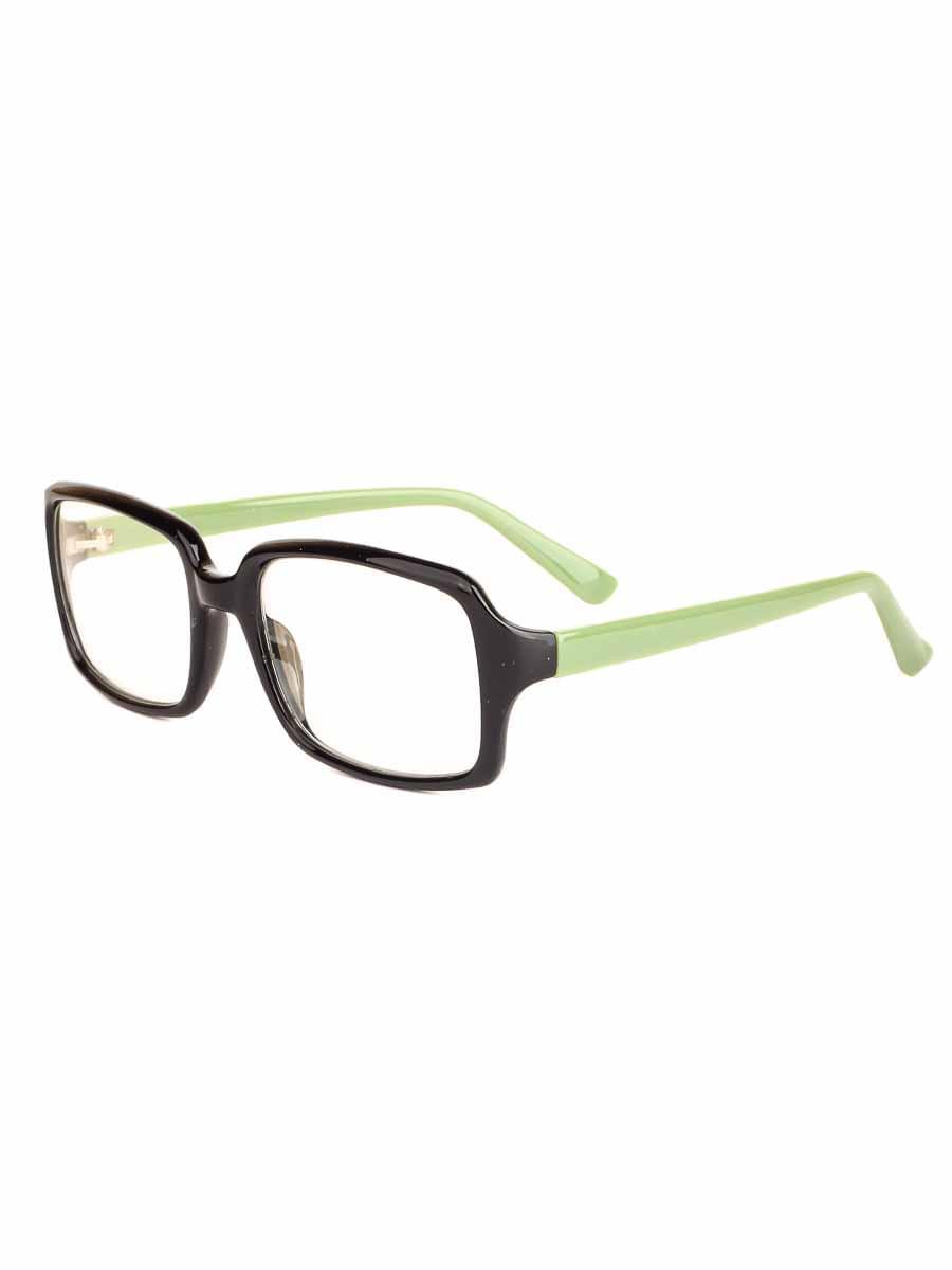 Компьютерные очки 2837 Черные-Зеленые