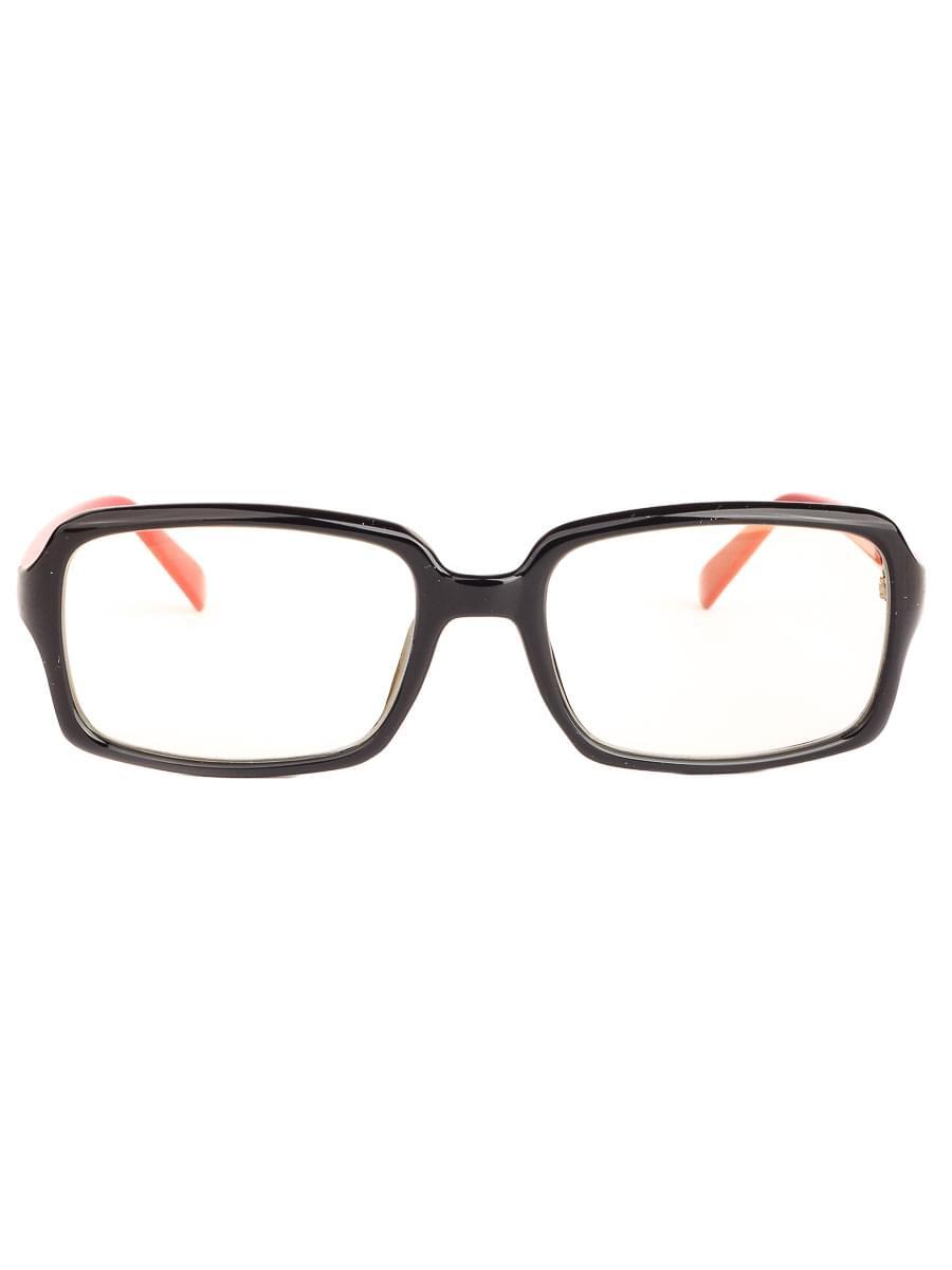 Компьютерные очки 2837 Черные-Красные