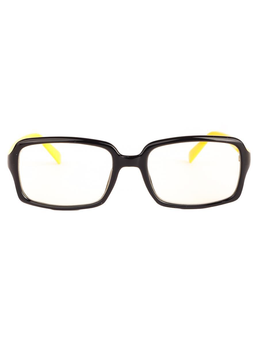 Компьютерные очки 2837 Черные-Желтые