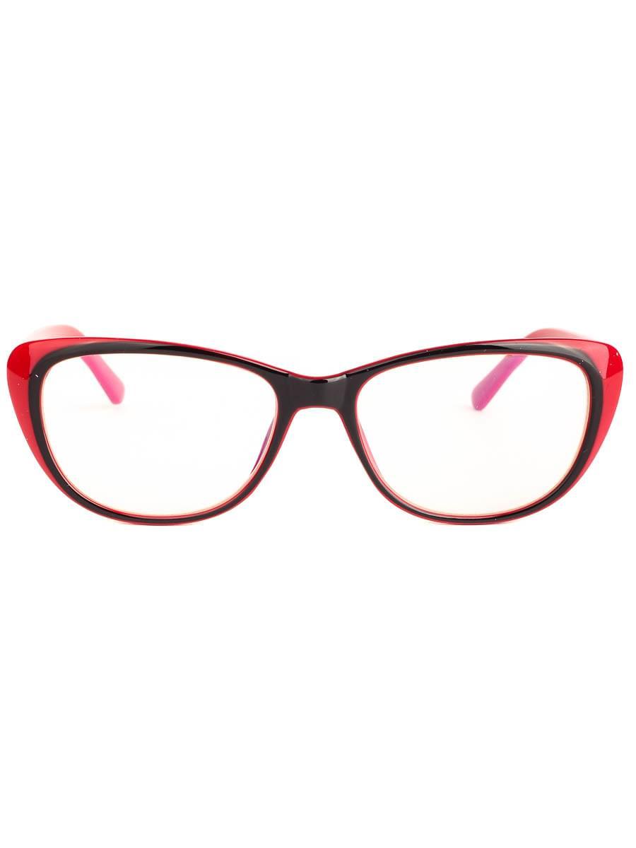 Компьютерные очки 3333 Черные-Красные