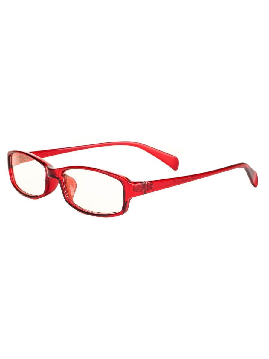 Компьютерные очки 5009 Бордовые