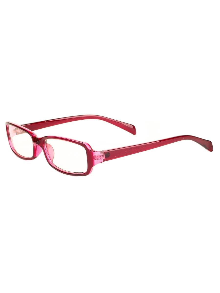 Компьютерные очки 5023 Бордовые