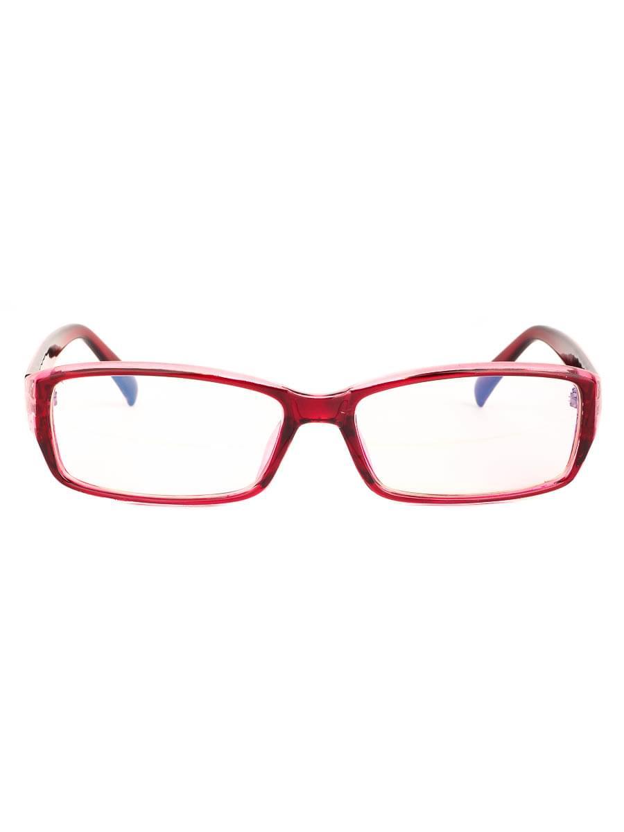 Компьютерные очки 5050 Бордовые
