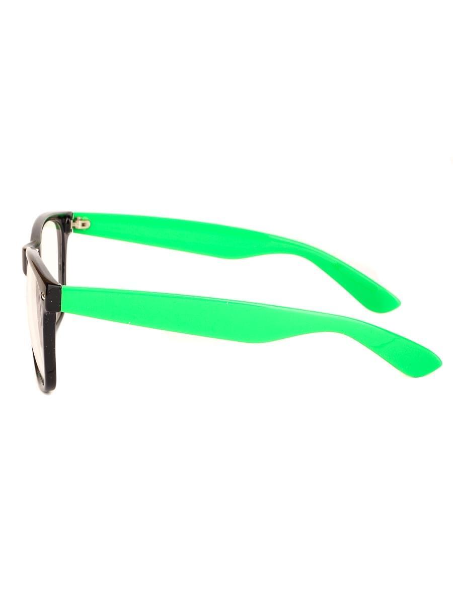 Компьютерные очки 5052 Черные-Зеленые