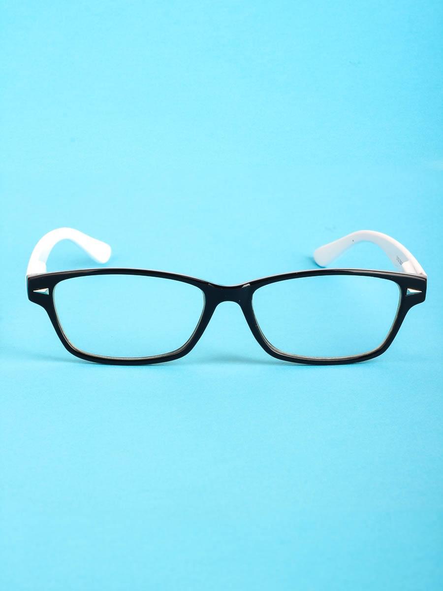 Компьютерные очки 5103 Черные-Белый