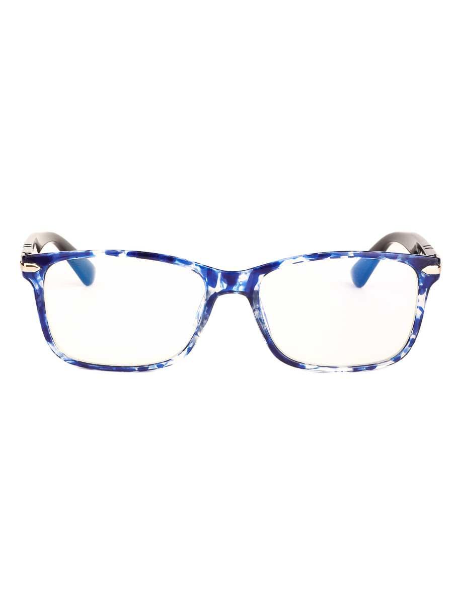 Компьютерные очки 9911 Черные-Синие