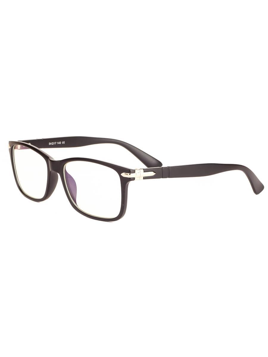 Компьютерные очки 9911 Черные-Матовые